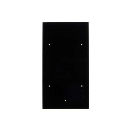 Berker TS Sensor Włącznik szklany dotykowy 2-krotny, czarny 168205