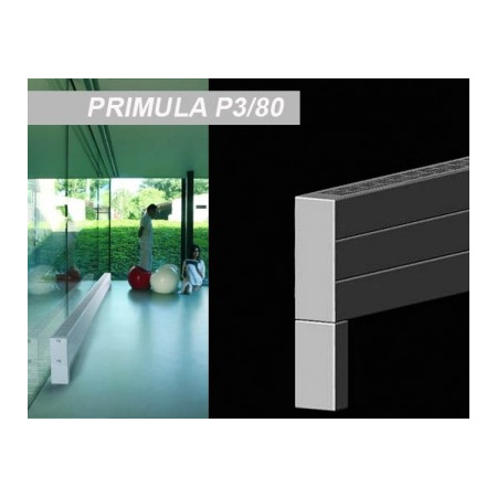 Vasco PRIMULA P3 - 80 2000 x 210 kolor: biały