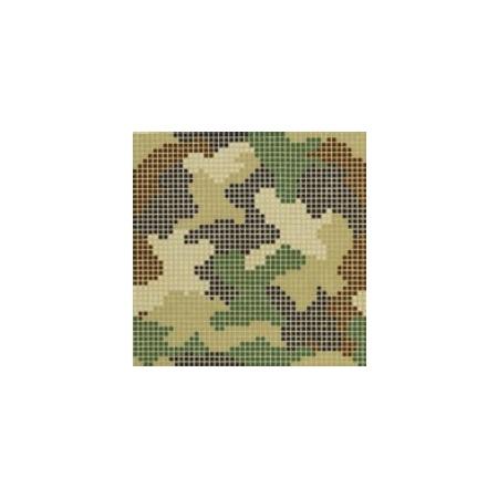 BISAZZA Mimetico A mozaika szklana zielona (BIMSZMIA)