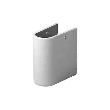 Duravit Starck 3 Półpostument, biały z powłoką WonderGliss 08651800001