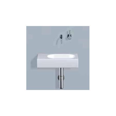 Alape umywalka emaliowana WT.XXS450.R biała wymiary 100 x 450 x 236 nr kat. 4298000401