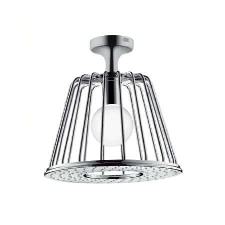 Axor LampShower Nendo 1jet Deszczownica 27,5 cm z przyłączem sufitowym, chrom 26032000