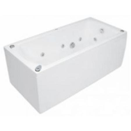 Poolspa Linea Wanna Linea, z hydromasażem, System Standard Silver 1, 170x75 PHPJB10SS1C0000