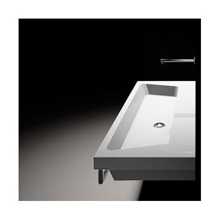 Catalano Proiezioni Umywalka wisząca, 125x47 cm biała 1125PR00