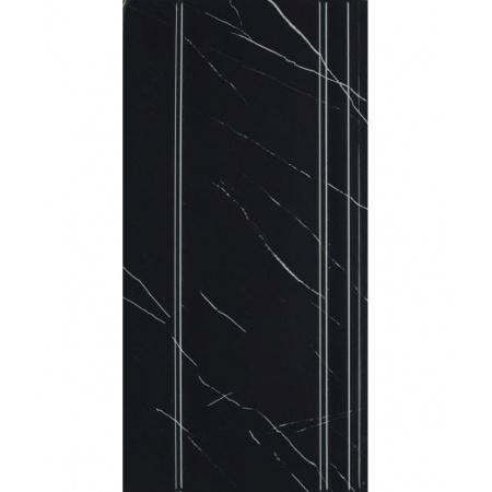 Villeroy & Boch New Tradition Cokół 15x30 cm, czarny błyszczący 1773ML90