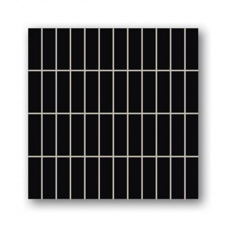 Tubądzin London Mozaika ścienna 298x298 mm Oxford Black Gat.1