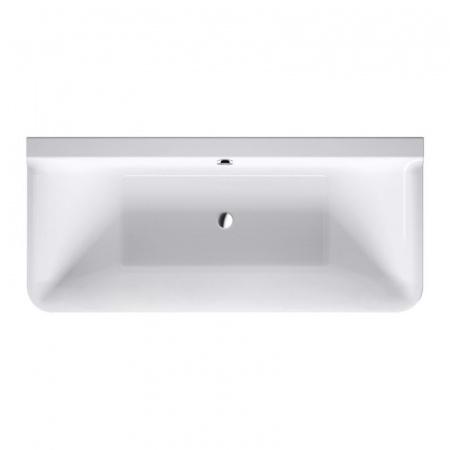 Duravit P3 Comforts Wanna prostokątna 180x80 cm przyścienna, biała 700381000000000