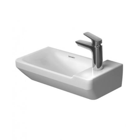 Duravit P3 Comforts Umywalka mała 50x26 cm bez przelewu, biały 0715500000