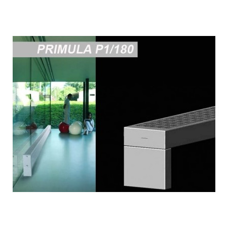 Vasco PRIMULA P1 - 180 2600 x 70 kolor: biały