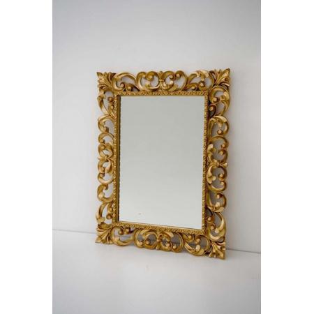 Art Ceram Barocca Lustro 76x96 cm, złota rama ACS00173