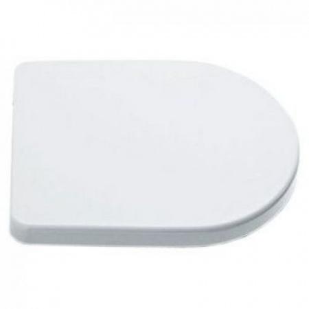 Kerasan Flo Deska sedesowa zwykła, biała 317401