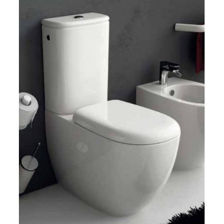 Art Ceram File spłuczka ceramiczna 50 x 32 biała FI25 / FLC00101;00