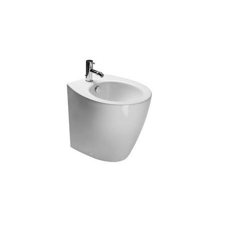 Catalano Velis Bidet stojący 50x37 cm z powłoką CataGlaze, biały 1BI5000