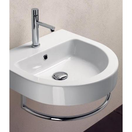 Catalano Zero Tondo Reling do umywalki 50 cm, chrom 5PAZN00