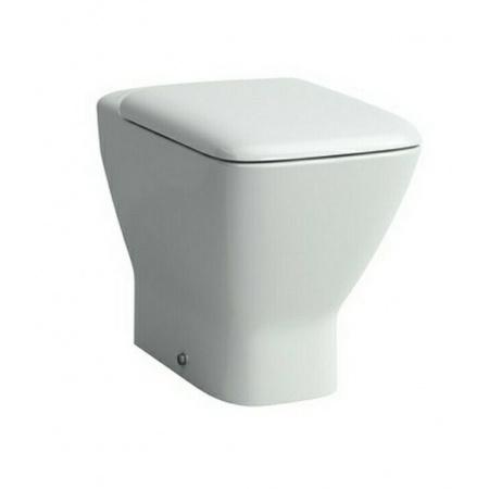 Laufen Palace Miska WC stojąca, przyścienna 36x56cm odpływ podwójny (poziomy lub pionowy), biały H8237010000001