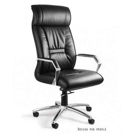 Unique Celio Fotel biurowy, czarny C169