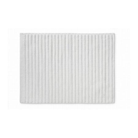 Tiger Stripes Mata łazienkowa 55x105 cm biały kremowy 698031241