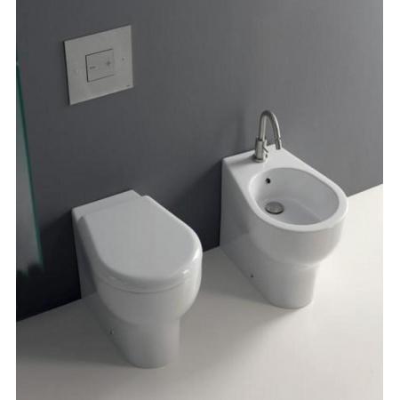 Kerasan K09 Miska WC stojąca, biała 3610