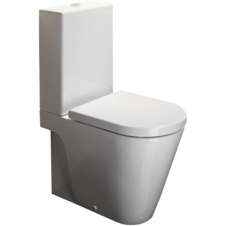 Catalano Zero Miska WC kompakt stojąca 62x35 cm z powłoką CataGlaze, biała 1MPZN00 / MPZN