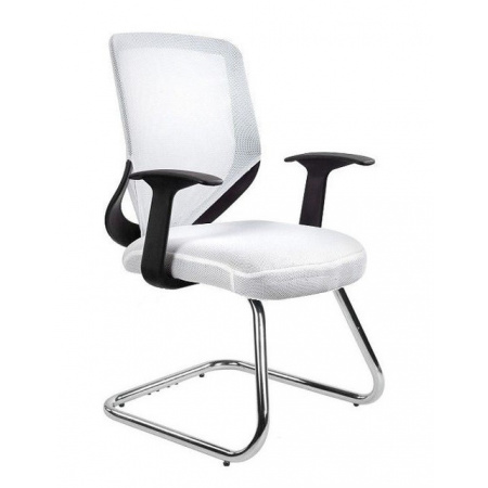 Unique Mobi Skid Fotel biurowy biały W-953-0