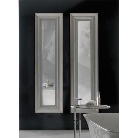 Globo Relais Lustro 53x190x6 cm, czarne SP053NE