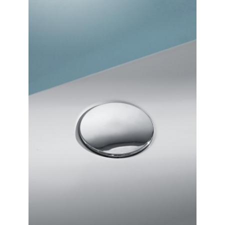 Huppe EasyStep - Syfon płaski, chrom 215483R91