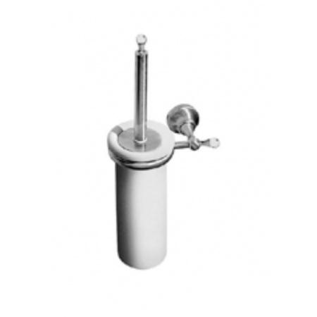 Giulini Giovanni Ibisco Crystal Szczotka wisząca WC ceramiczna - Swarovski, chrom RG1133SCH