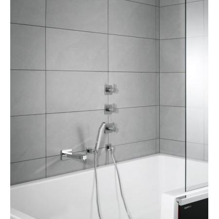 Steinberg 120 Wylewka ścienna 20 cm, chrom 1202310
