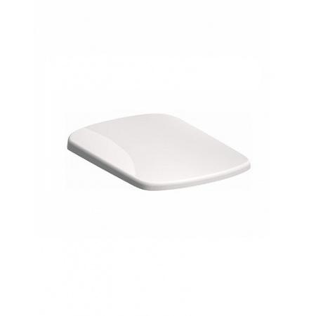 Koło Nova Pro Deska sedesowa antybakteryjna wolnoopadająca, biała M30118