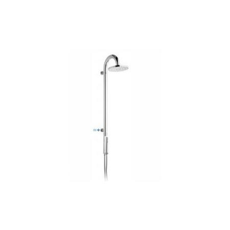 IB RUBINETTERIE Zestaw prysznicowy chrom RC265CC