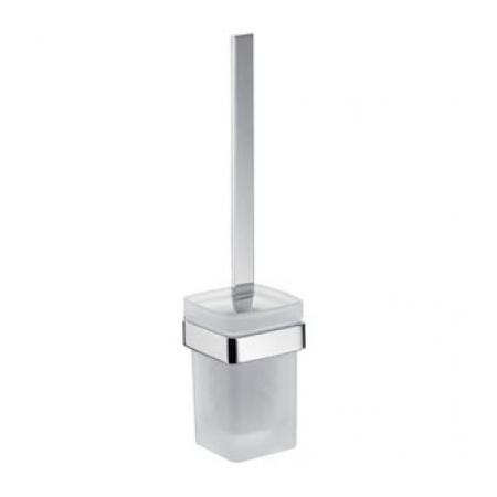 Emco Loft Szczotka do WC 9,5x12,2x37,6 cm, chrom 051500100