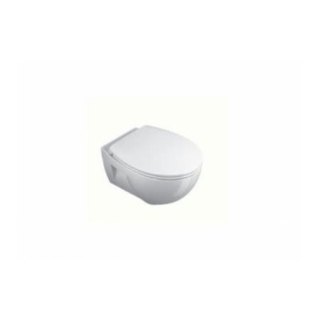 Catalano Canova Royal Muszla klozetowa miska WC podwieszana 55x36 cm z powłoką CataGlaze, biała 1VSCRN00