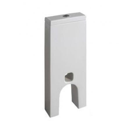 Hatria Daytime Zbiornik WC z podłączeniem z boku 37x90x13 cm, biały Y0YN