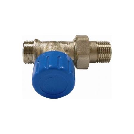 Schlosser zawór termostatyczny DN15 1/2xM22x1,5 prosty 6012 00009