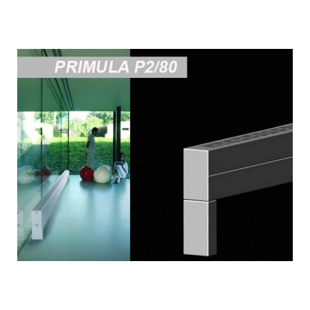 Vasco PRIMULA P2 - 80 1000 x 140 kolor: biały