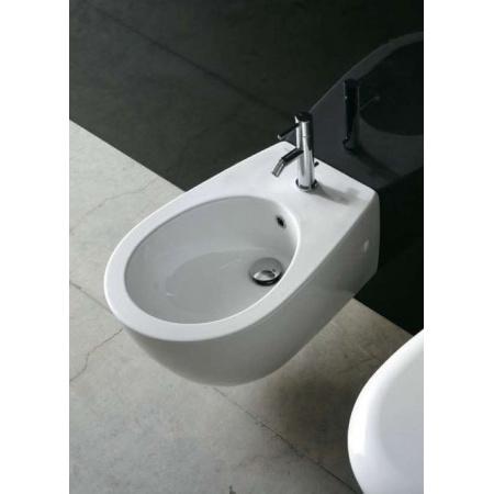Globo Bowl Bidet wiszący 55x38cm, biały SBS09.BI
