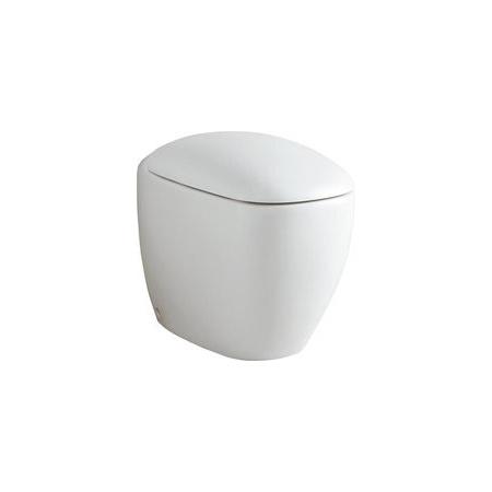 Keramag Citterio Toaleta WC stojąca lejowa, biała 213520