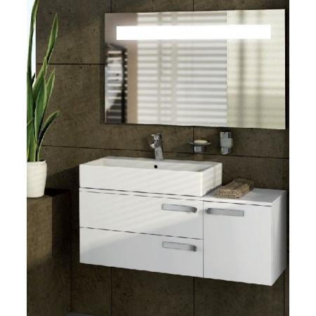 Ideal Standard Strada Szafka 105 cm pod umywalkę lewa, biała K2458WG
