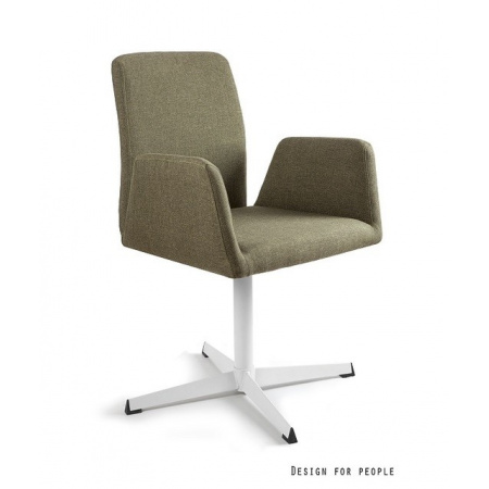 Unique Brava Fotel biurowy, zielony 2-155A-9