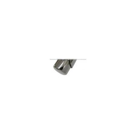 Schlosser Brillant SH Głowica termostatyczna czarny (600200011)