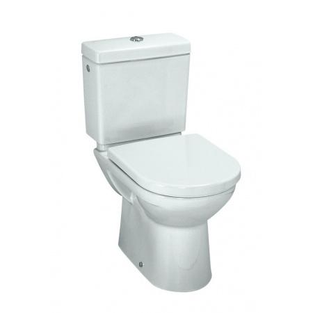 Laufen Pro Miska WC do kompaktu 36x67cm odpływ pionowy, biała H8249570000001