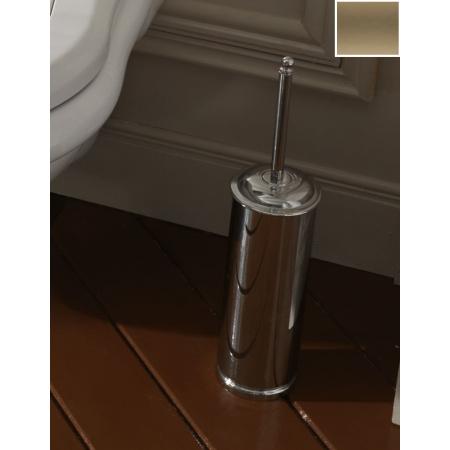 Kerasan Retro Stojąca szczotka do WC, brązowa 737693