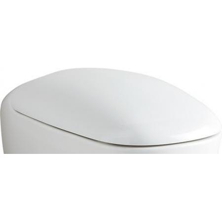 Keramag Citterio Deska sedesowa wolnoopadająca, biała 573500