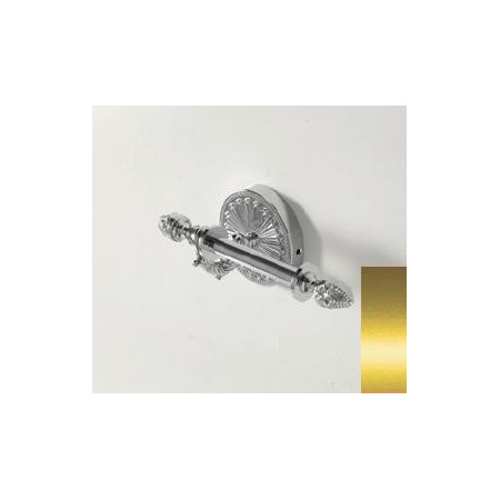 Art Ceram Versailes Uchwyt na papier toaletowy 27x14x12 cm, złoty HEA020;73