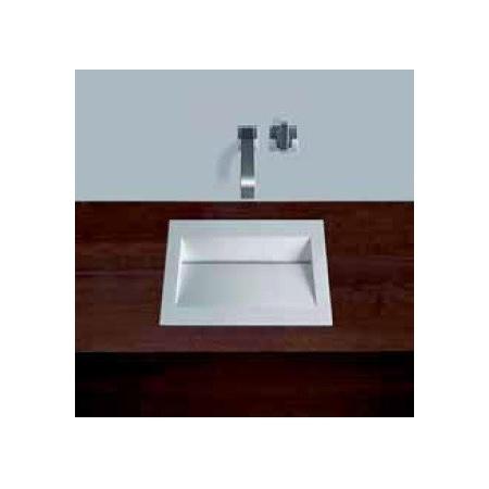 Alape umywalka emaliowana FB.RY450 biała wymiary 63 x 450 x 420 nr kat. 2221000000