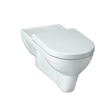 Laufen Pro Miska WC wisząca dla osób niepełnosprawnych 36x70 cm z półką, biała H8209530000001