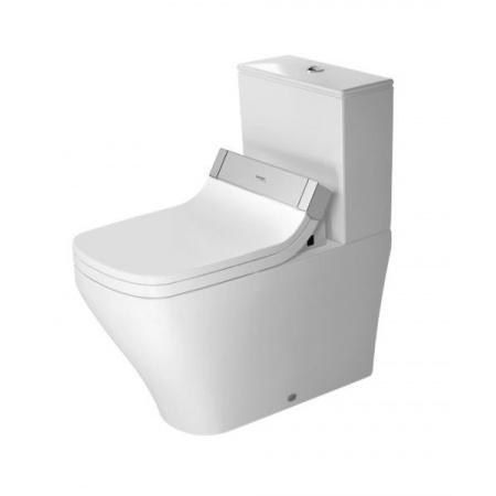 Duravit Durastyle Miska WC kompaktowa stojąca 37x70 cm, biała 2156590000