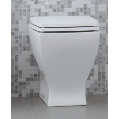 Art Ceram Jazz Toaleta WC stojąca 36x54 cm lejowa, biała JZ03 / JZV00201;00