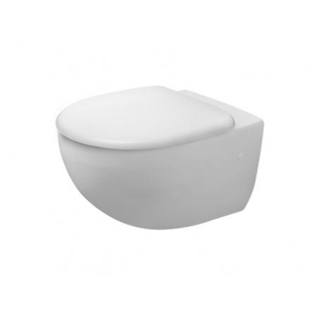 Duravit Architec Muszla klozetowa miska WC podwieszana 36x57,5 cm lejowa, biała z powłoką WonderGliss 25460900001