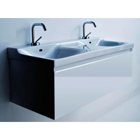 Kerasan Agua Libre Buddy Szafka wisząca pod umywalkę 100 cm biała 9109